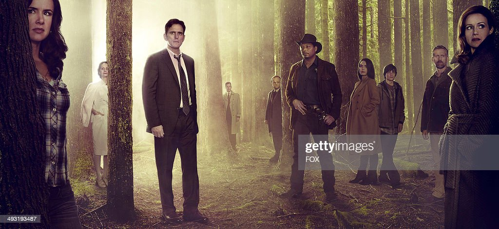 "FOX's ""Wayward Pines"" - Season One : Nachrichtenfoto"