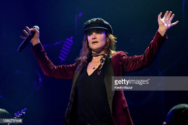 Juliette Lewis performs onstage during I Am The Highway A Tribute To Chris Cornell at The Forum on January 16 2019 in Inglewood California