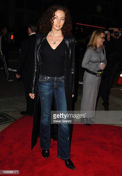 Juliette Marquis during A Love Song for Bobby Long Los Angeles Premiere Arrivals at Mann Bruin Theatre in Westwood California United States