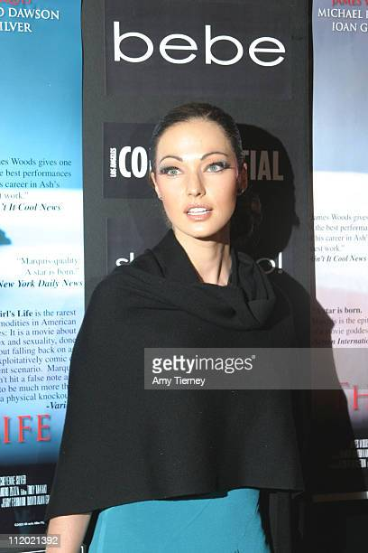 Juliette Marquis during This Girl's Life Los Angeles Premiere and After Party at Regent Theater in Hollywood California United States