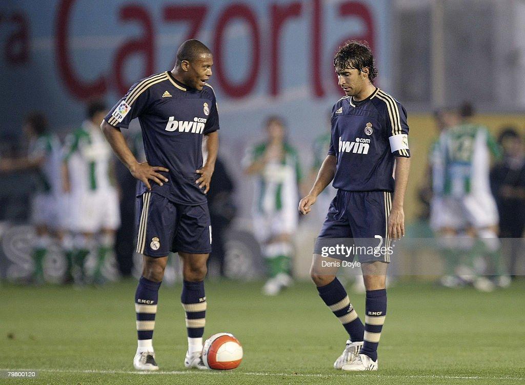 Real Betis v Real Madrid - La Liga : News Photo