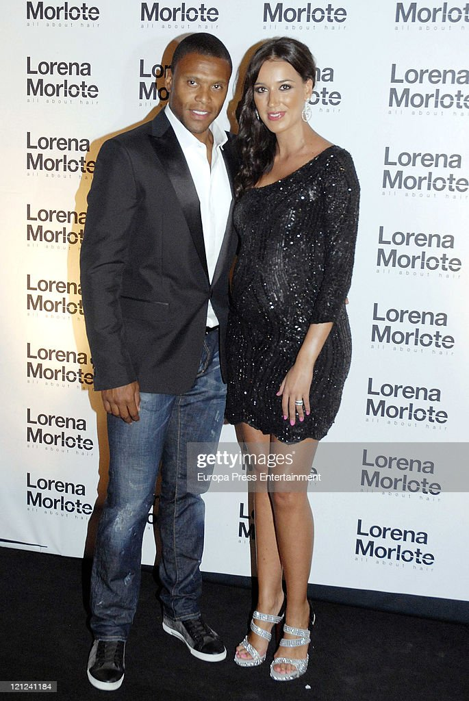 Celebrities Attend Lorena Morlote's Hairdresser's Opening