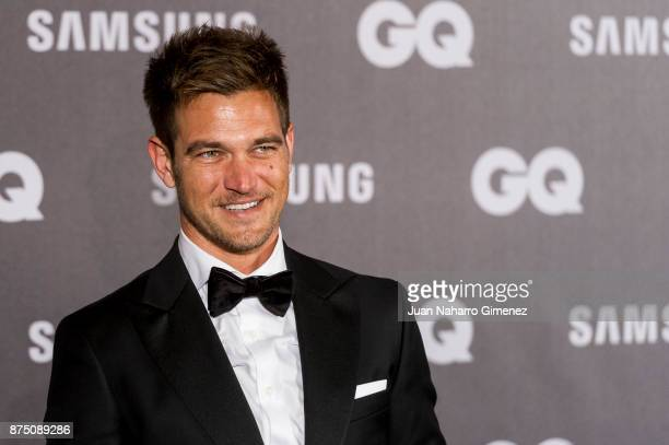 Julio Benitez attends 'GQ Men Of The Year' awards 2017 at The Westin Palace Hotel on November 16 2017 in Madrid Spain