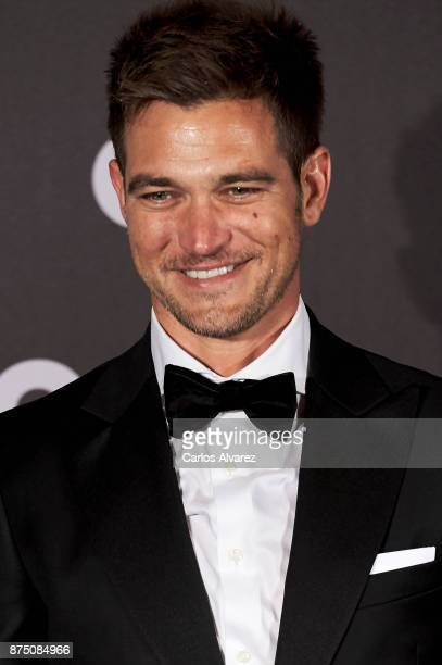 Julio Benitez attends the 'GQ Men of the Year' awards 2017 at the Palace Hotel on November 16 2017 in Madrid Spain