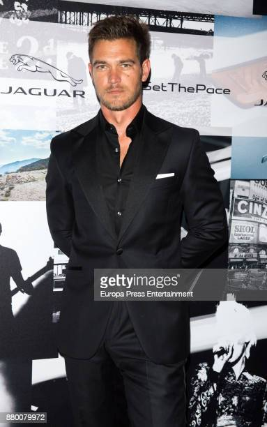 Julio Benitez attends the new Jaguar EPACE party on November 24 2017 in Madrid Spain