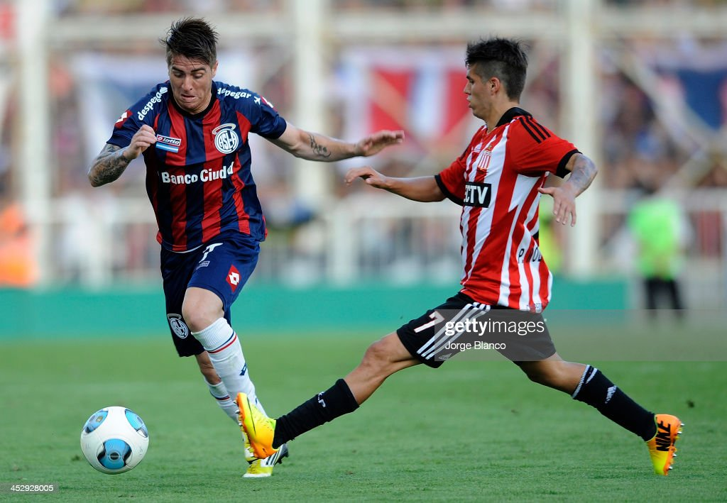 San Lorenzo v Estudiantes - Torneo Inicial 2013
