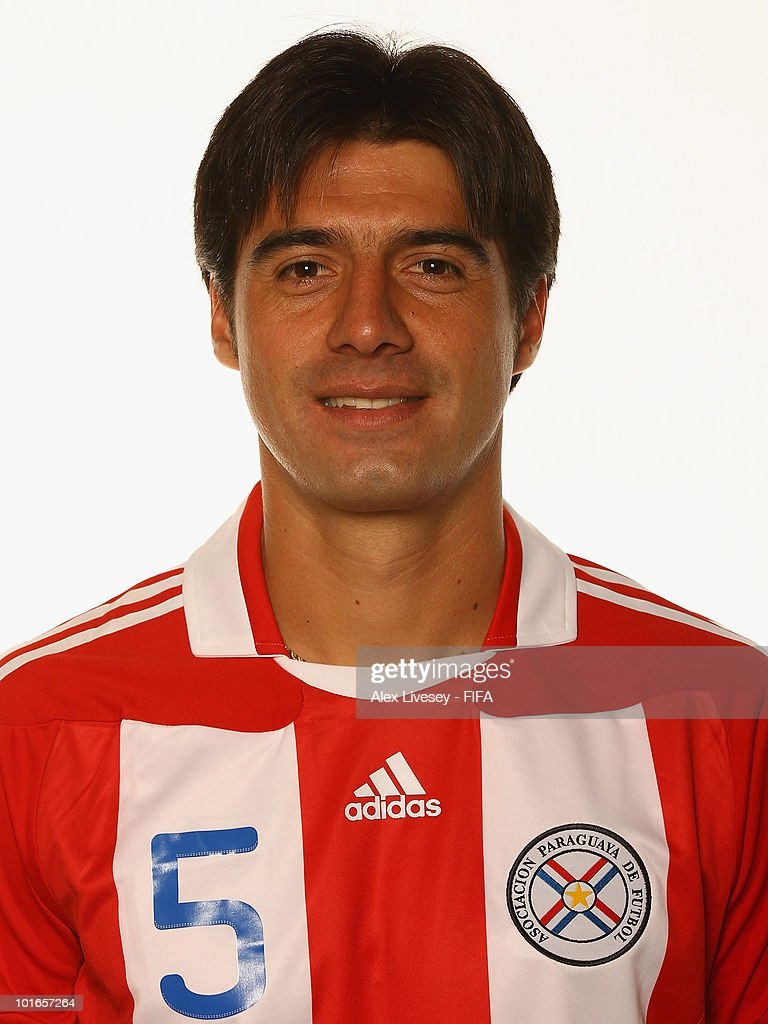Paraguay Portraits - 2010 FIFA World Cup