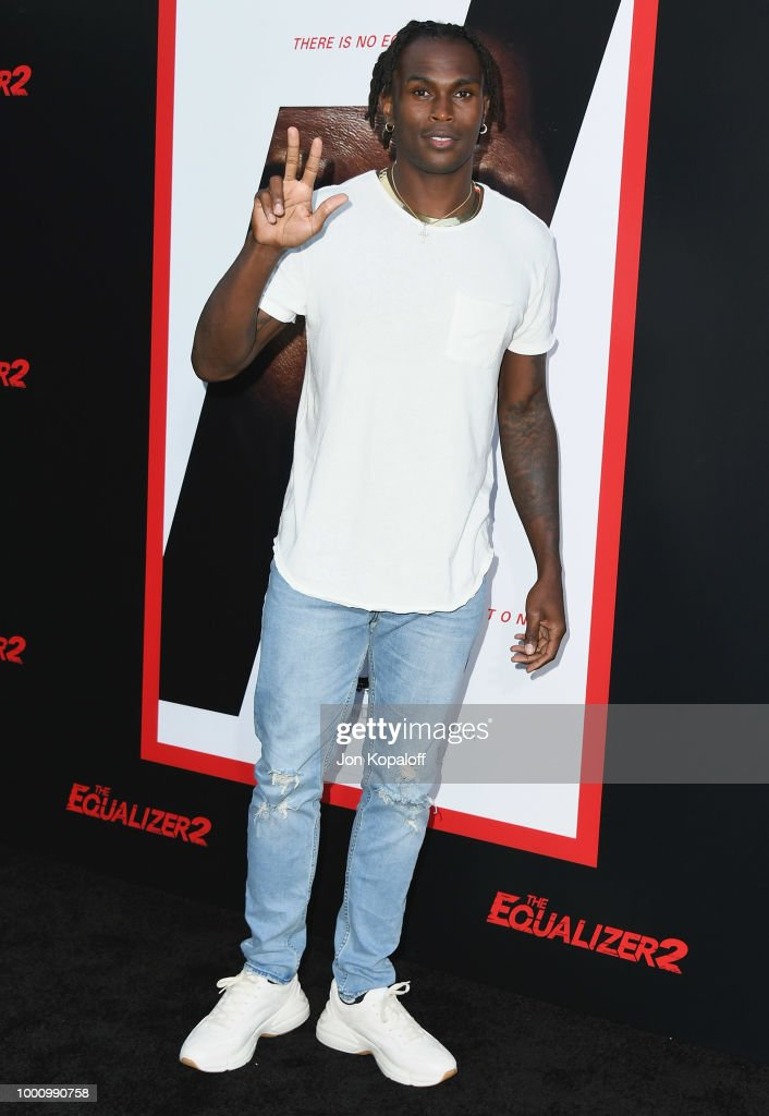 """Premiere Of Columbia Picture's """"Equalizer 2"""" - Arrivals"""