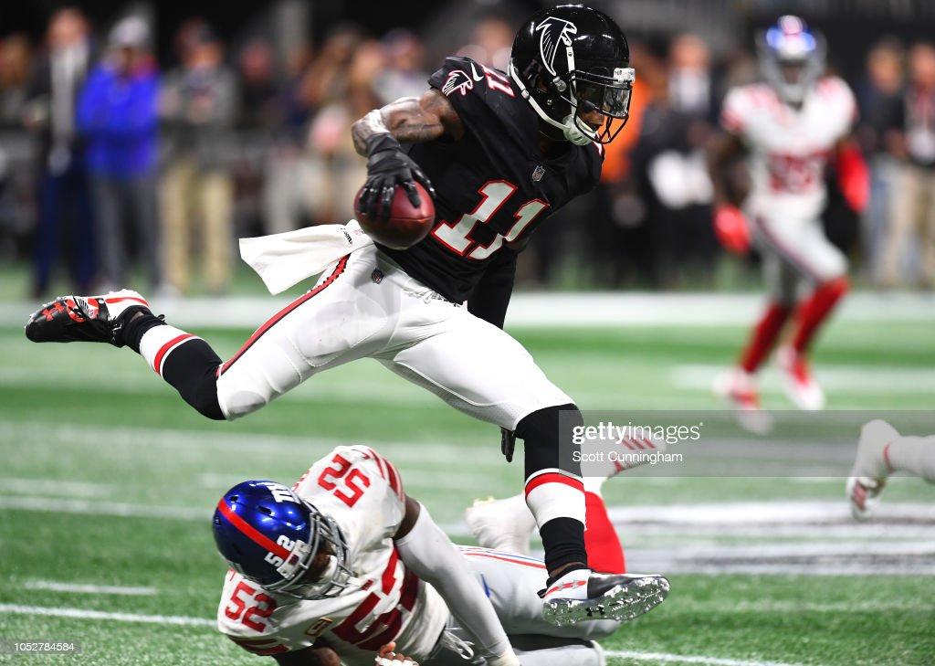 New York Giants v Atlanta Falcons : News Photo
