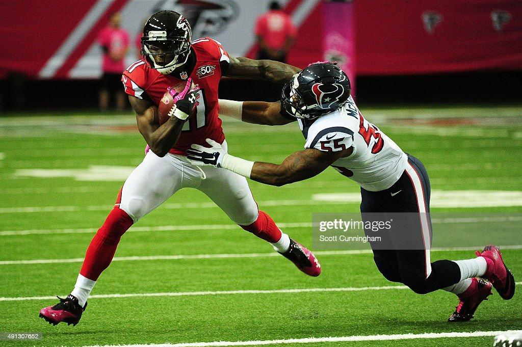 Houston Texans v Atlanta Falcons : News Photo