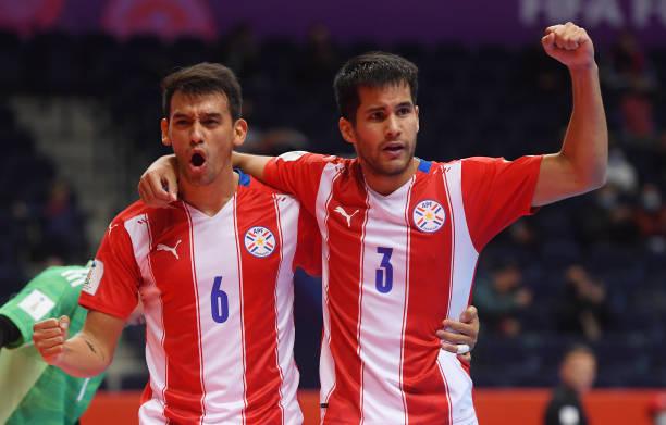 LTU: Argentina v Paraguay: Round of 16 - FIFA Futsal World Cup 2021