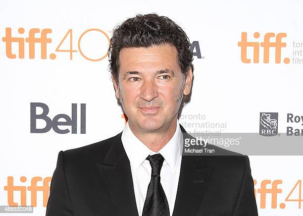 Julio Medem arrives at the 'Ma Ma' premiere during 2015 Toronto International Film Festival held at The Elgin on September 15 2015 in Toronto Canada