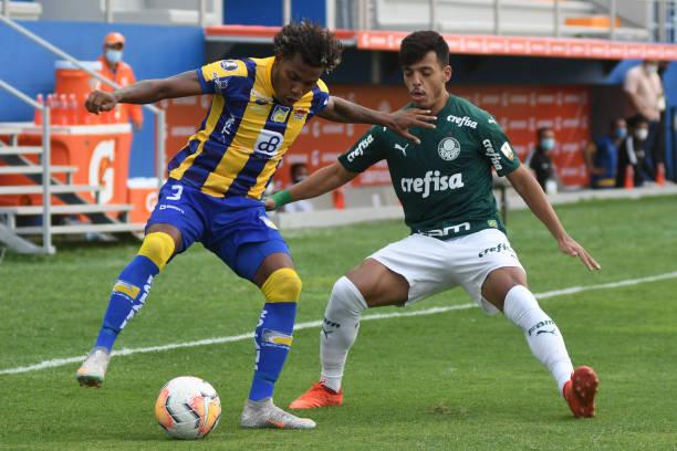 ECU: Delfin v Palmeiras - Copa CONMEBOL Libertadores 2020