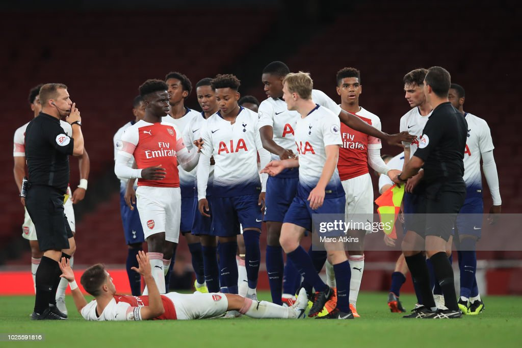 Arsenal v Tottenham Hotspur - Premier League 2 : News Photo
