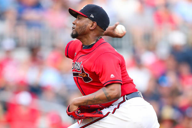 GA: Washington Nationals  v Atlanta Braves