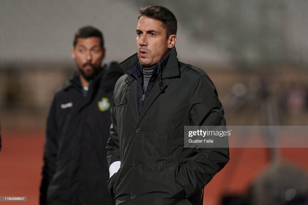Belenenses SAD v Vitoria FC - Liga NOS : ニュース写真