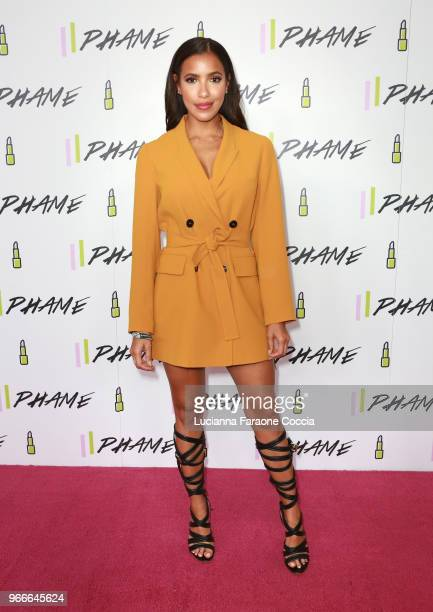Julissa Bermudez attends PHAME Expo 2018 on June 3 2018 in Los Angeles California