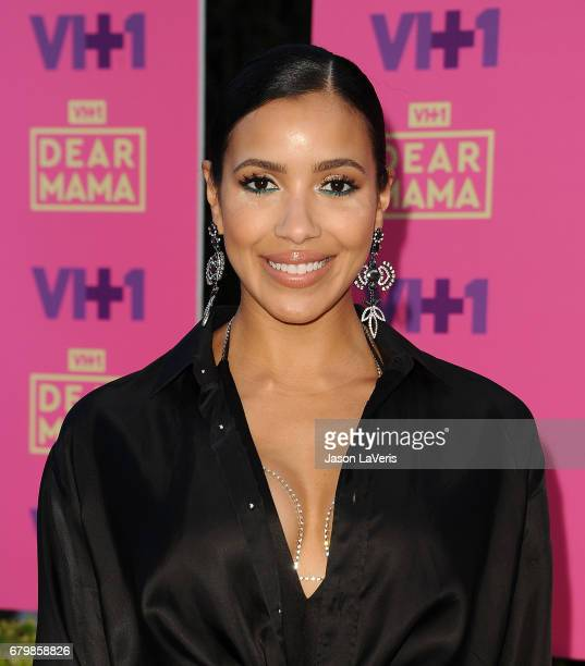 Julissa Bermudez attends VH1's 2nd annual 'Dear Mama An Event to Honor Moms' on May 6 2017 in Pasadena California