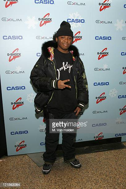 Julito McCullum during Stuff Magazine Toys for Bigger Boys - Casio Gifting Area at Hammerstein Ballroom in New York City, New York, United States.