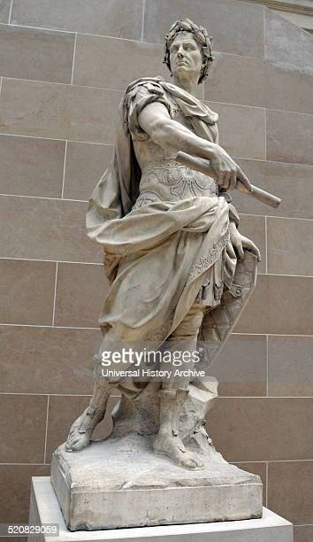 Julius Caesar by Nicolas Coustou was a French sculptor and academic Dated 17th century