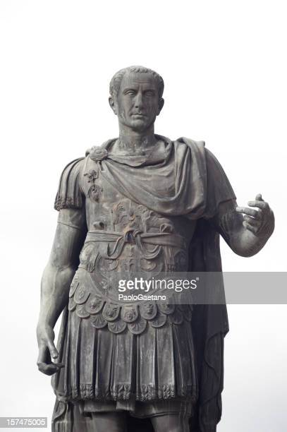 julius caesar - the roman emperor - emperor stock pictures, royalty-free photos & images