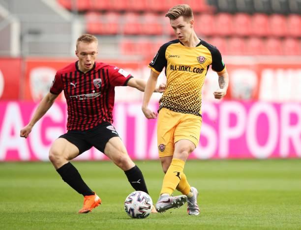 DEU: FC Ingolstadt v Dynamo Dresden - 3. Liga