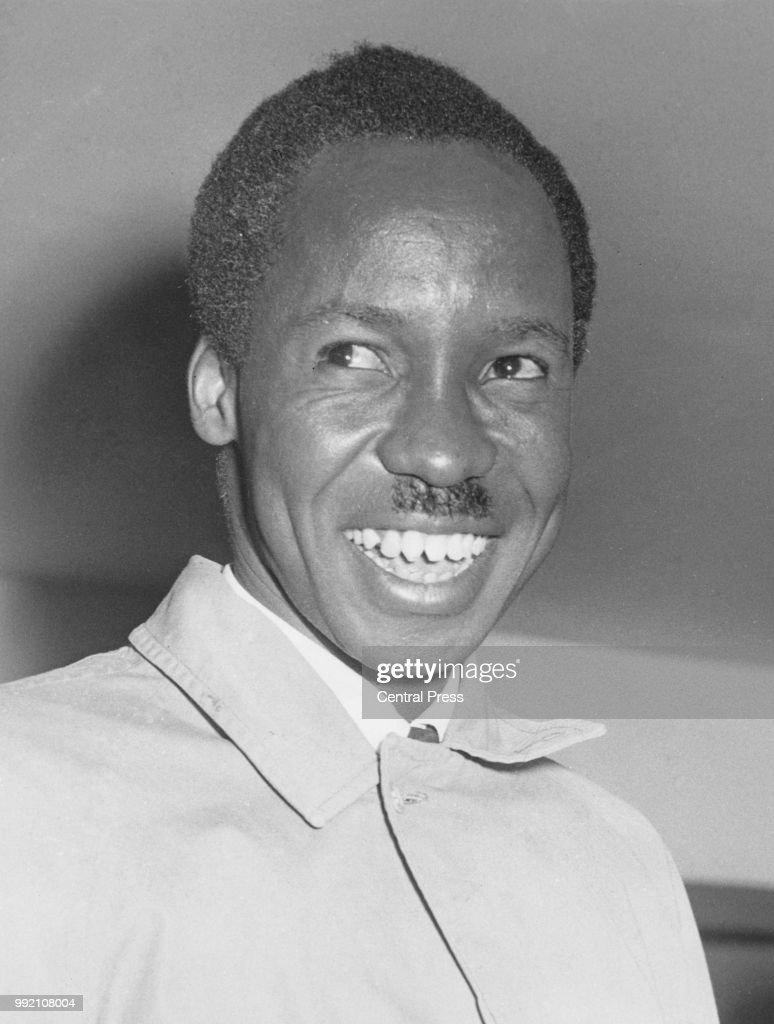 Julius Nyerere : Nieuwsfoto's