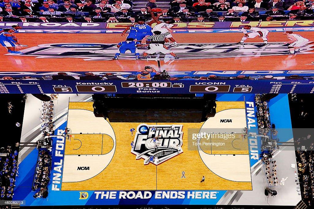 NCAA Men's Final Four - Championship : Foto jornalística