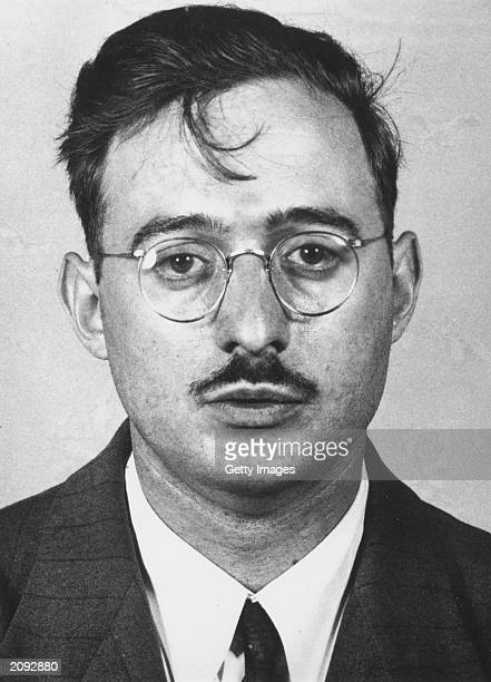Julius Rosenberg poses July 20 1950 The 50th anniversary of the execution of Julius and Ethel Rosenberg will be commemorate June 19 2003 The...