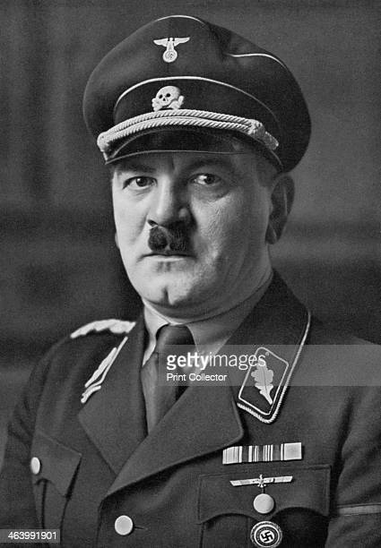 Julius Schreck member of the SS and chauffeur of Adolf Hitler 1933 Schreck joined the Nazi Party in 1920 at about the same time as Hitler with whom...