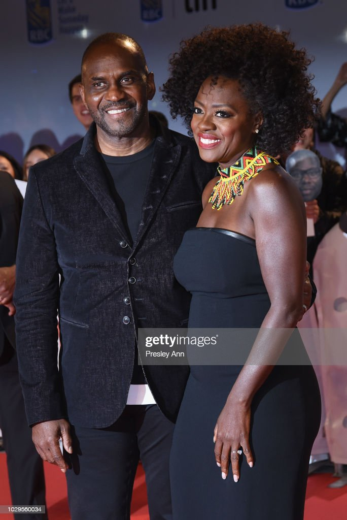 2018 Toronto International Film Festival - 'Widows' Premiere Arrivals : News Photo