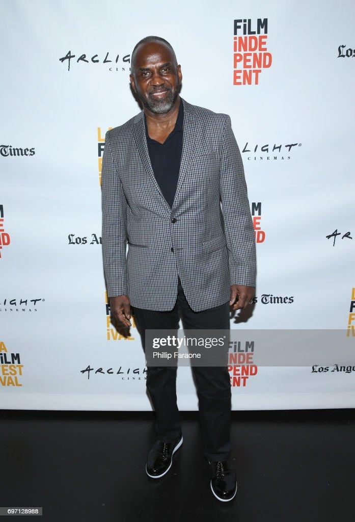 Julius Tennon attends Diversity Speaks during the 2017 Los Angeles Film Festival at Kirk Douglas Theatre on June 17, 2017 in Culver City, California.