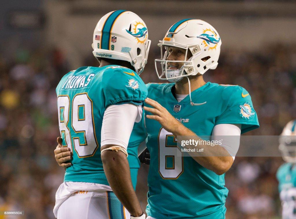 Miami Dolphins v Philadelphia Eagles