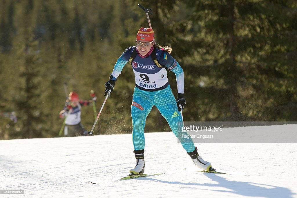 Season Start Biathlon - Sjusjoen