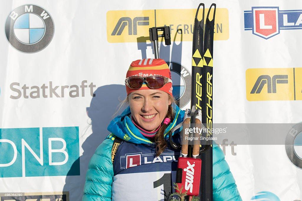Season Start Biathlon - Sjusjoen