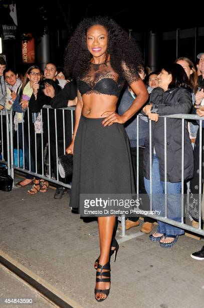 """Jully Black attends the premiere of """"Top Five"""" at the Toronto International Film Festival at Princess of Wales Theatre on September 6, 2014 in..."""