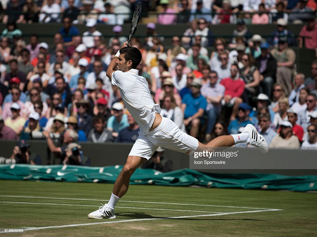TENNIS: JUL 02 Wimbledon : News Photo