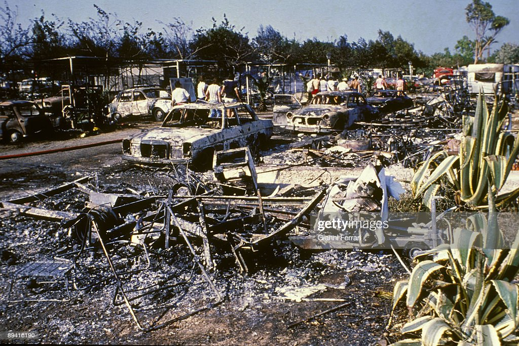 July 11 1978 San Carlos De La Rapita Tarragona Catalonia Spain News Photo Getty Images