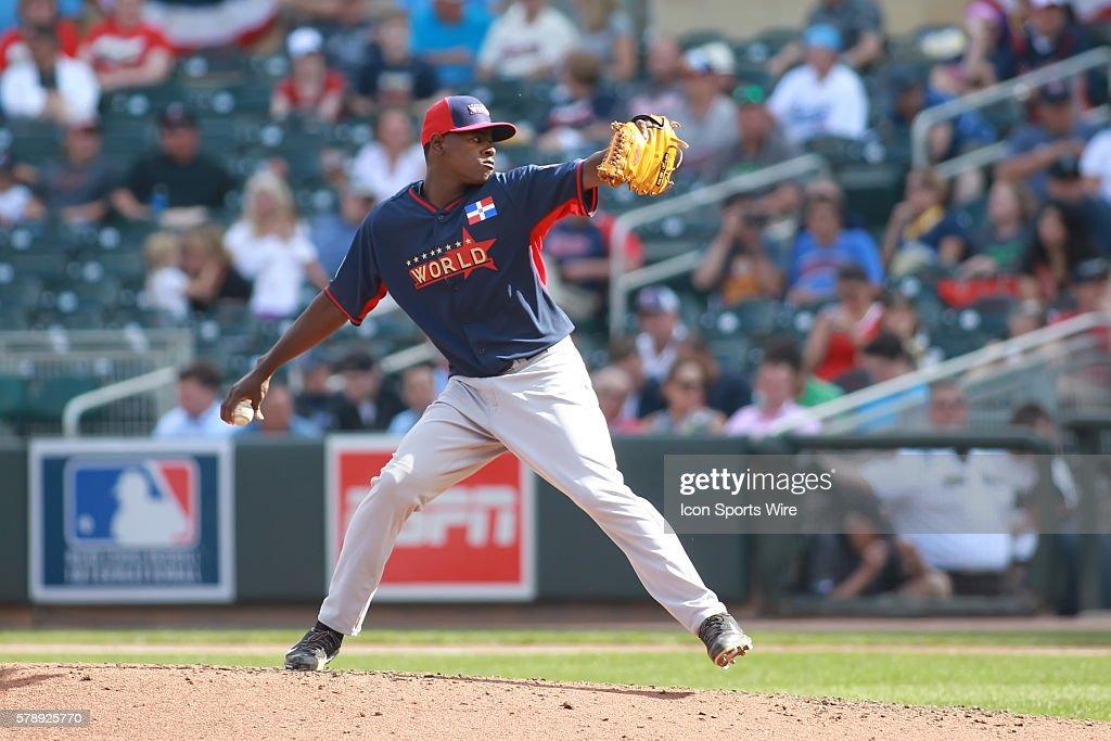MLB: JUL 13 MLB All-Star Summer Events - All-Star Futures Game : News Photo