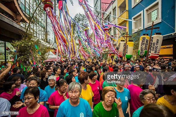 July 16 and 17th was a day of gala ceremonies and parties staged by children in São Paulo, Brazil, in the neighborhood of freedom in observance of...