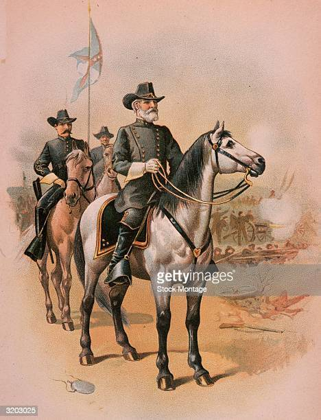 Robert E Lee American soldier Confederate commander Lee devised a strategy for an invasion of the North in June 1863 occupying the Cumberland Valley...