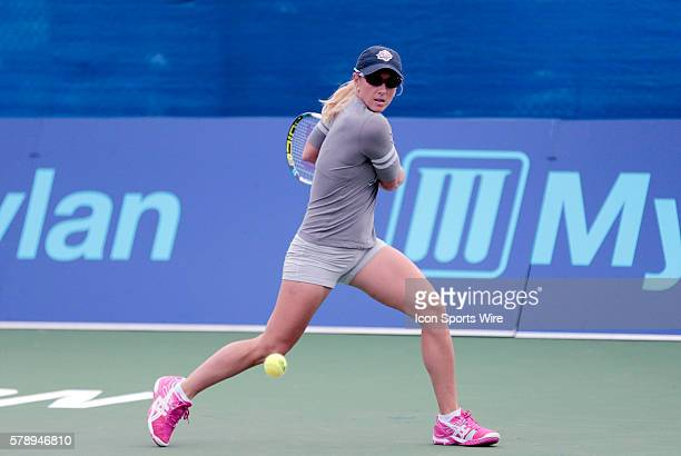 Washington Kastles Anastasia Rodionova The Washington Kastles defeated the Boston Lobsters 239 in a World Team Tennis match at Boston Lobsters Tennis...