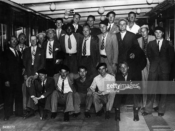 Veterans of the Abraham Lincoln Brigade the American contingent of the International Brigade which fought against the fascists during the Spanish...