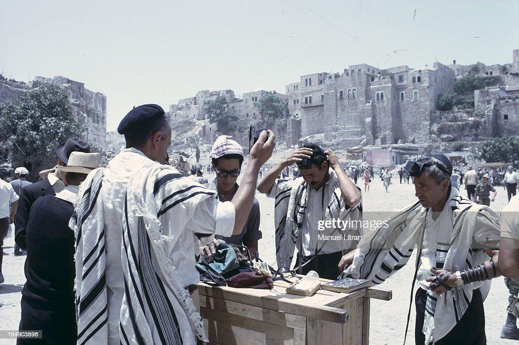 Israel In 1967 : Foto jornalística