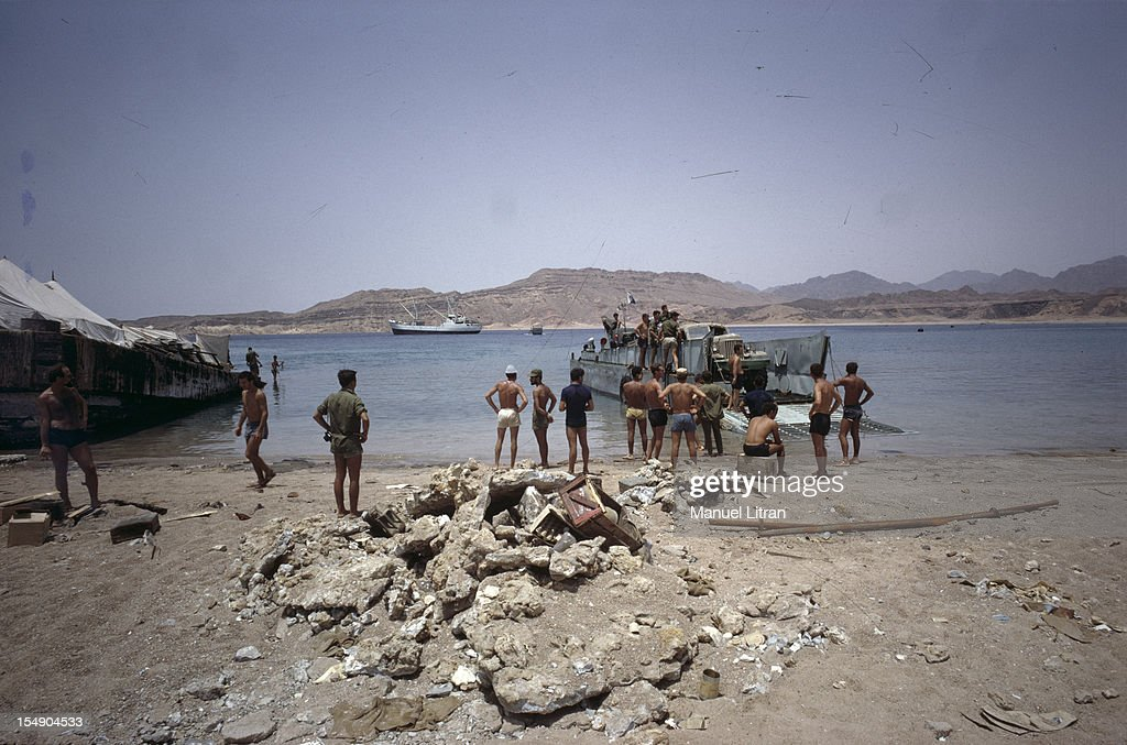 Israel In 1967 : News Photo