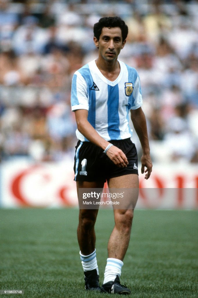 Argentina v Brazil : Osvaldo Ardiles of Argentina (photo by Mark Leech/Offside/Getty Images).