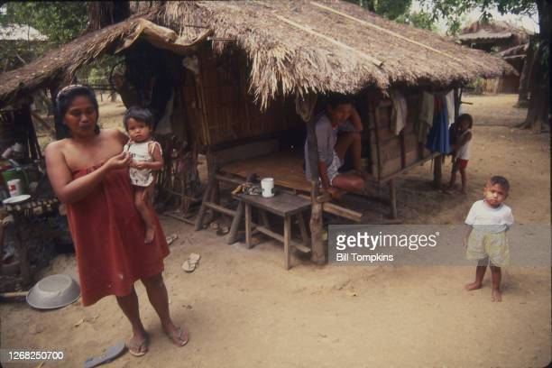 July 1988]: MANDATORY CREDIT Bill Tompkins/Getty Images Family. The Payatas Dumpsite, a 13 hectare garbage dumpsite. The site houses a 50-acre...