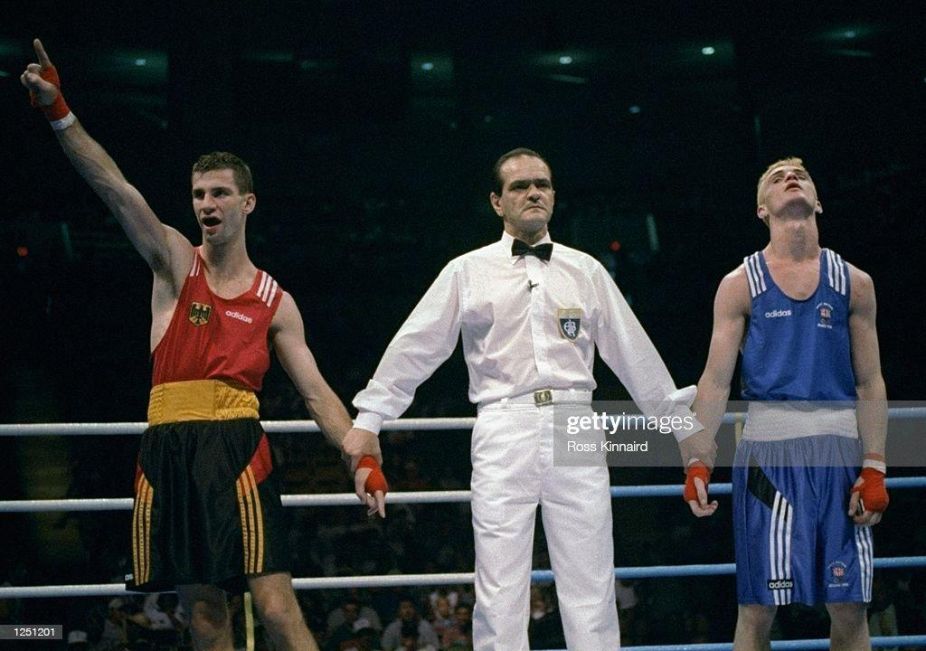 Olympics Boxing : News Photo