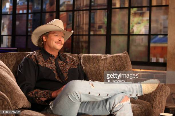 July 2 MANDATORY CREDIT Bill Tompkins/Getty Images Alan Jackson performing on a televsion program on July 2, 2008 in New York City.