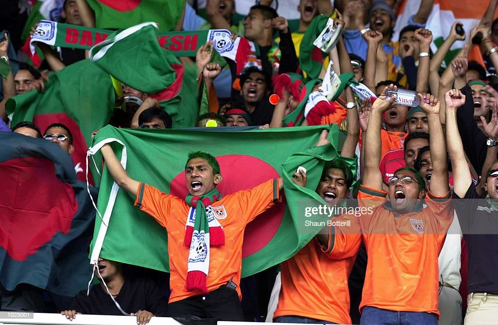 India v Bang x : News Photo
